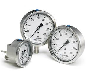 1008S/SL 63/100 mm Pressure Gauge Class 1.6