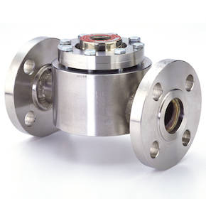 106 In-Line Flanged Diaphragm Seals