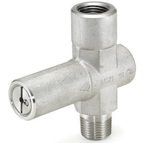 PL02 Pressure Limiting Valve