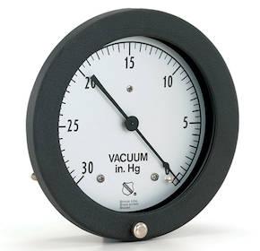 1017 Pressure Gauge