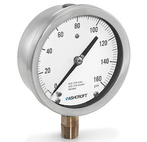 1009 4.5/6 Inch Pressure Gauge