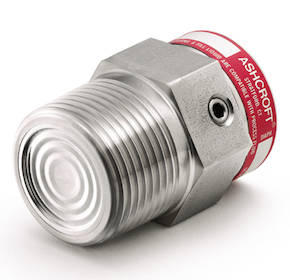 330 All-Welded Flush Mini Diaphragm Seals