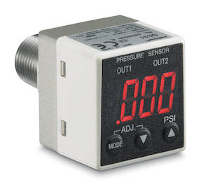 GC31 Indicating Pressure Transducer with Switch Outputs
