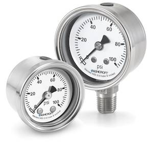 1008S 40/50 mm Pressure Gauge