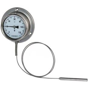 S5500 Gas Actuated Thermometer