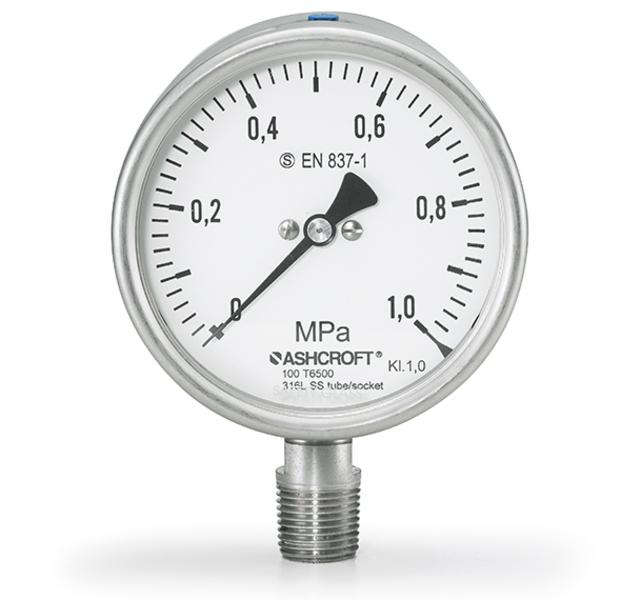 T6500 Pressure Gauge